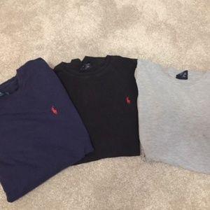 3 Ralph Lauren Men's Tshirts